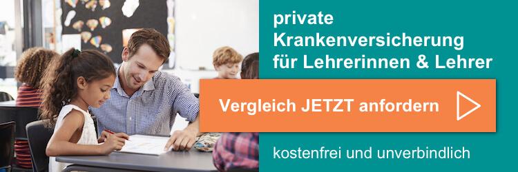 Lehrer-Sachsen-Vergleich-private-Krankenversicherung